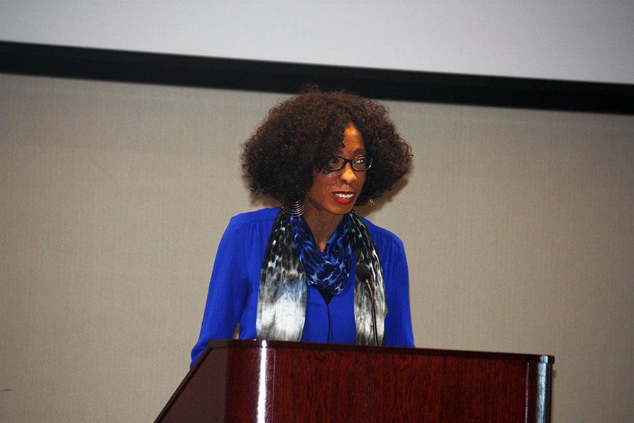 Councilmember Monica Montgomery, District 4