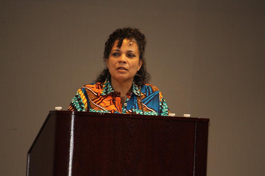 Guest Speaker: Dr. Melina Abdullah