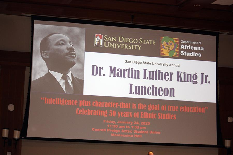 Dr. Martin Luther King Jr. Luncheon